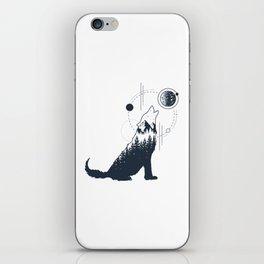 Woolf. Geometric Style iPhone Skin