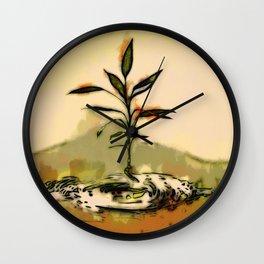 neues Leben Wall Clock