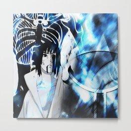mangekyou sharingan susano Metal Print