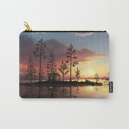 Cabin dream Carry-All Pouch