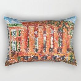 Cistern Charleston, SC Rectangular Pillow