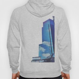 Mirrors show only sky Hoody