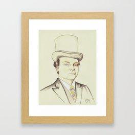 3. Rich Fulcher Framed Art Print