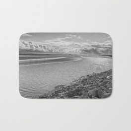 Incoming Tide Bath Mat