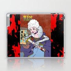 Jeannette-Marie, Zombie Slayer of Marseille Laptop & iPad Skin