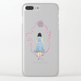 The Lady Boss Clear iPhone Case