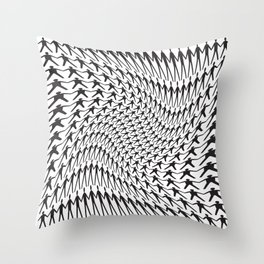 Together Throw Pillow