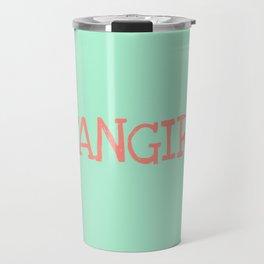Fangirl // Rainbow Rowell 1 Travel Mug