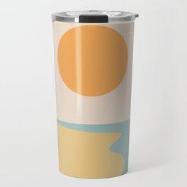 Ocean Sunset / Sunrise II Travel Mug