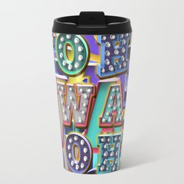 TO HU WA BO HU - Chaos Travel Mug