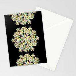 Rainbow Kaleidoscope Stationery Cards