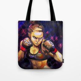 Arm Bar Queen Tote Bag