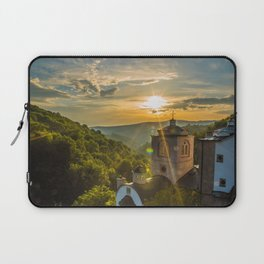 Monastery in Macedonia Laptop Sleeve