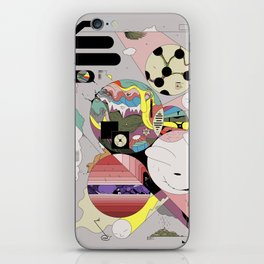 Spiteful Happy iPhone Skin