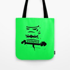 Pop Art Trooper Tote Bag
