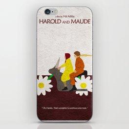Harold and Maude iPhone Skin