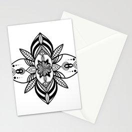 Unique Mandala Stationery Cards