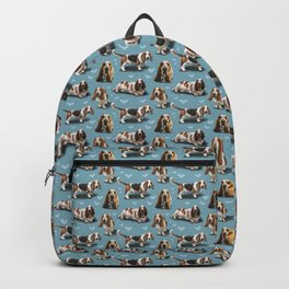 The Basset Hound Backpack