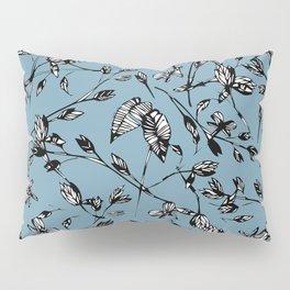 Portal Azul Pillow Sham