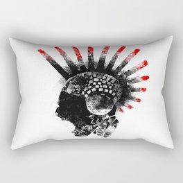 cyberpunk Rectangular Pillow