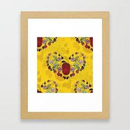 Fire OG Framed Art Print
