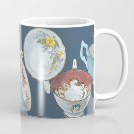Dancing Queens in Navy Coffee Mug