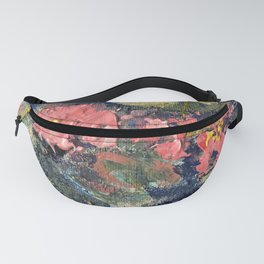 Waterlillies Fanny Pack