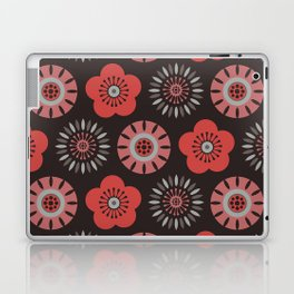 MCM Flower Power Laptop & iPad Skin