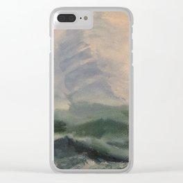 Sailing the high seas - Ria Loader Clear iPhone Case
