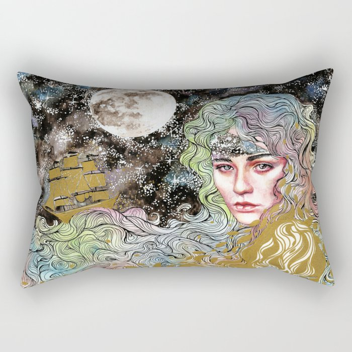 Polnoc Rectangular Pillow