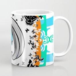 Silence of the Smurfs Coffee Mug