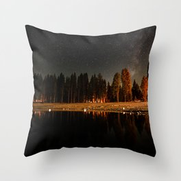 Under the Stars 2 Throw Pillow