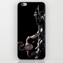 Amanda F*cking Palmer iPhone Skin