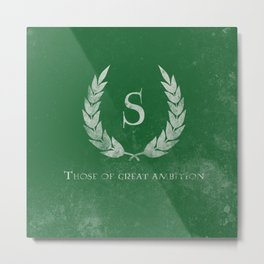Great Ambition  Metal Print