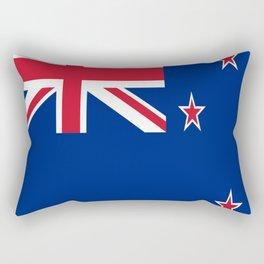 Flag of new zealand 3 -zealand,New Zealander,Kiwi,wellington,Auckland. Rectangular Pillow
