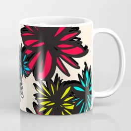 flo(W)ral Coffee Mug
