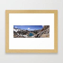 Schmoll Lagoon Framed Art Print