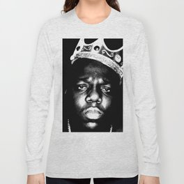 Biggie Long Sleeve T-shirt