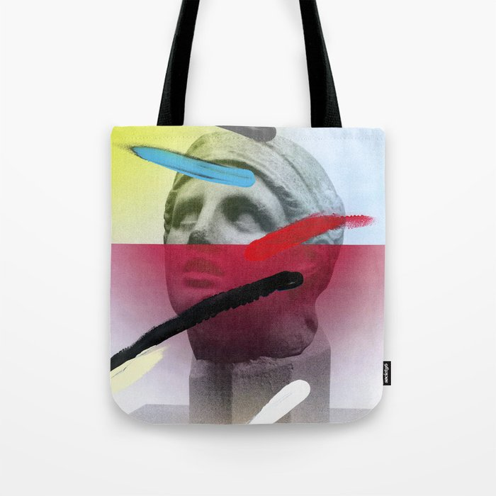 Composition on Panel 20 Tote Bag