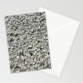 Oyster shells - minimalist photography | St. Michaels, MD Stationery Cards