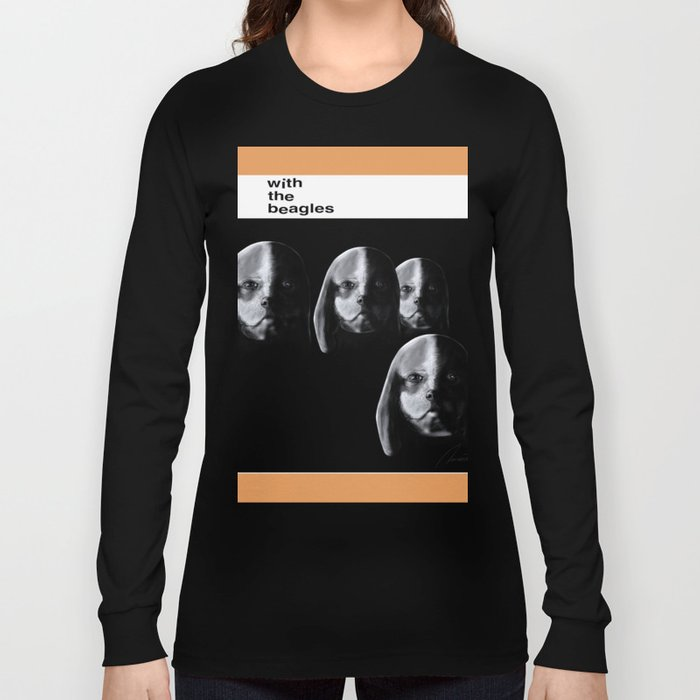 With the Beagles Long Sleeve T-shirt