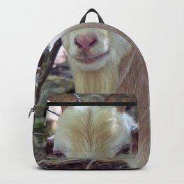 A Handsome Billy Goat Backpack