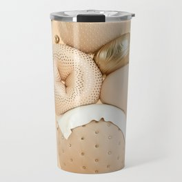 Random Abstracts No. 26 Travel Mug