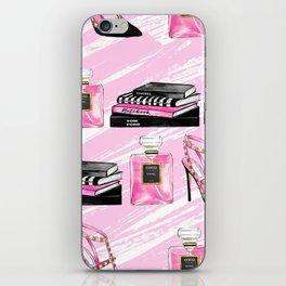 Perfume & Shoes iPhone Skin