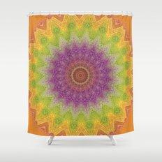 Mandala Imagining Marrakech Shower Curtain