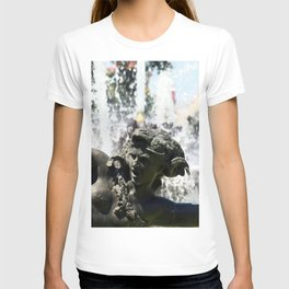 JC Nichols Fountain T-shirt