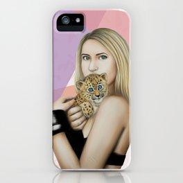 Liana iPhone Case