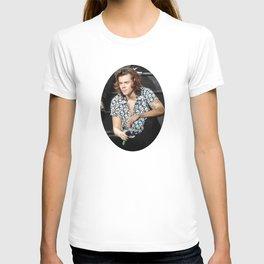 Curls in Charlotte T-shirt