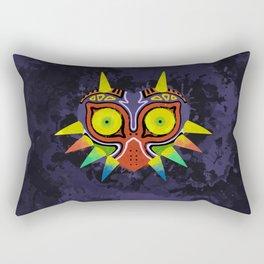 Majora's Mask Splatter Rectangular Pillow