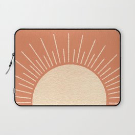 Sunrise pink Laptop Sleeve